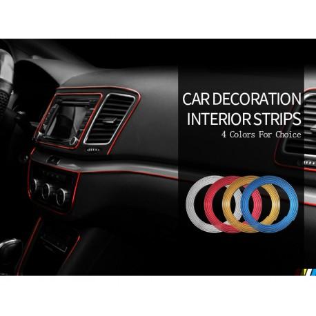 Auto dekorativní proužky 5m