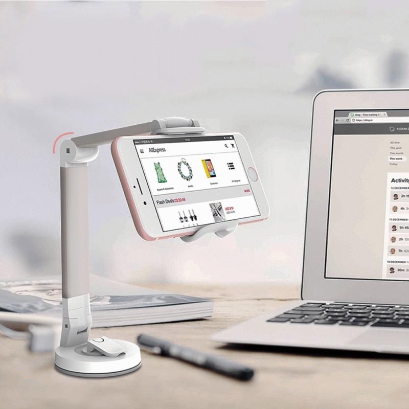 Nastavitelný držák mobilu s přísavkou