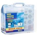 COMPASS MEGA H7+H7+pojistky, náhradní sada 12V
