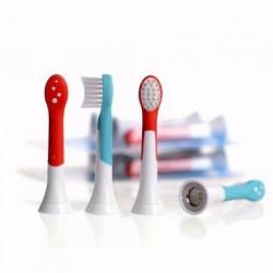 Náhradní zubní kartáčky na Phlips Sonicare univerzální - 4 ks P-HX-6034