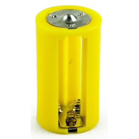 Adaptér baterií z AA na R20