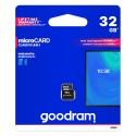 Paměťová karta Goodram  Micro SDHC 32GB