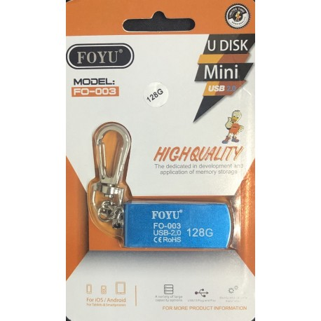 FOYU Flash Disk 128 GB Mini