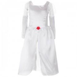 Dětský kostým - Princezny - Bílé paní