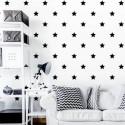 Nalepovací hvězdičky na zeď
