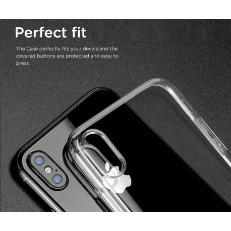 Ochraný průhledný kryt na iPhone 8