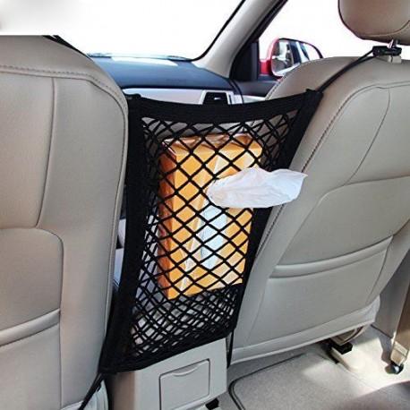Síťka mezi sedačky