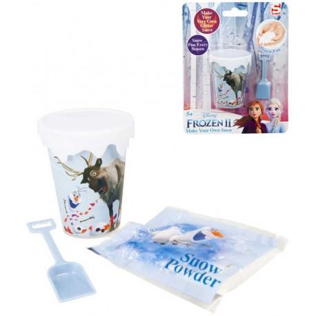 Kreativní sada na výrobu sněhu Frozen 2 (Ledové království)
