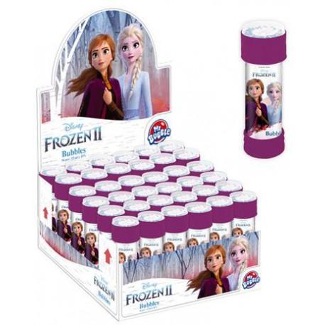 ET Bublifuk Ledové Království (Frozen) 55ml dětský bublifukovač s kuličkovým labyrintem
