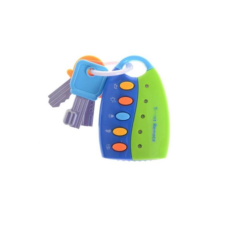 Interaktivní auto klíče + dálkové ovládání na baterie