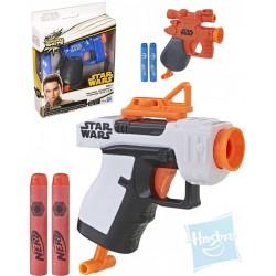 HASBRO NERF STAR WARS Microshots set pistole dětská se 2 šipkami