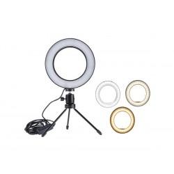 Kruhové světlo s úpravou jasu Ring Fill Light