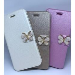 Luxury Pouzdro na iPhone 6/7 Kožený