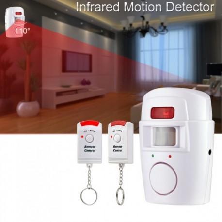 Bezdrátový Mini alarm 105dB