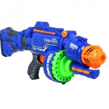 Dětský samopal pistole Blaze Storm NERF + 40 šipek