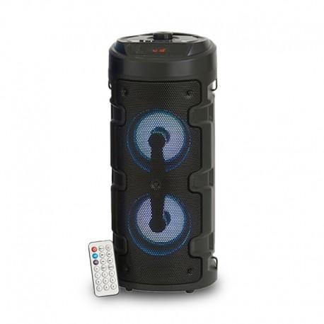 Karaoke Bluetooth Reproduktor FOYU FO-M631 s mikrofonem