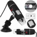 USB digitální mikroskop k PC, 50-1600x