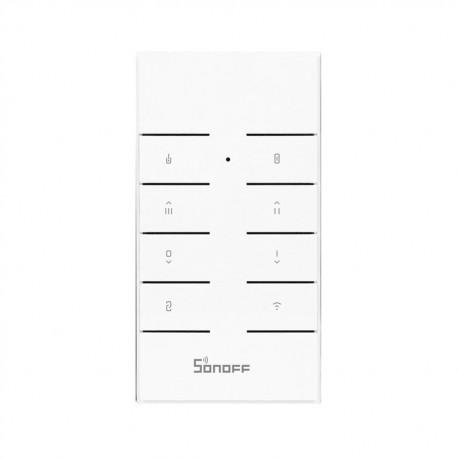 Sonoff RM433 8-tlačítkový bezdrátový ovladač včetně 12V baterie