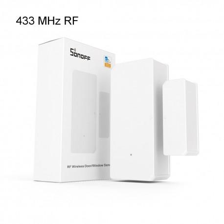 Sonoff DW2-RF Dveřní a Okenní Čidlo