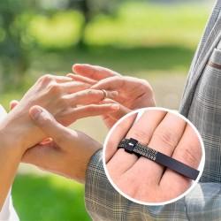 Měřící pásek na prstýnek