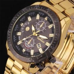 Saatleri Pánské hodinky s datem