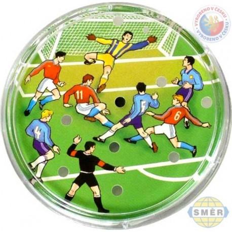 SMĚR Hra Fotbal kuličkový hlavolam