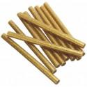 Tavné patrony zlaté se třpytkami 3KS, 11X200 mm