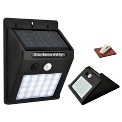 Venkovní LED osvětlení 0.2W se soumrakovým senzorem - solární