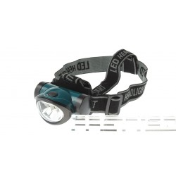 Čelová lampa COB Headlamp 3W LED