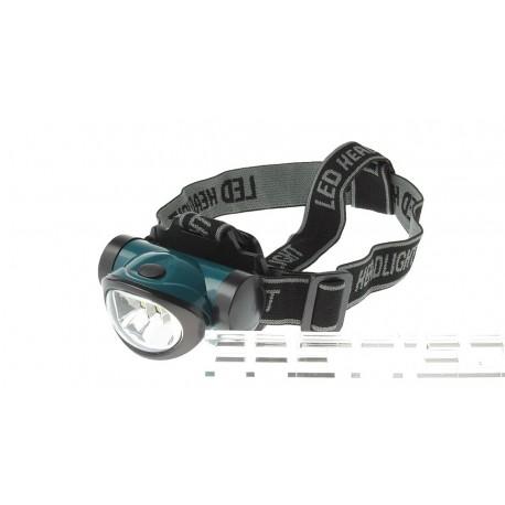 Čelová lampa COB Headlamp 3W LED
