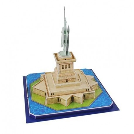 3D puzzle Socha Svobody