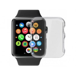 Transparentní obal na Apple Watch Series 1 Series 2 Series 3