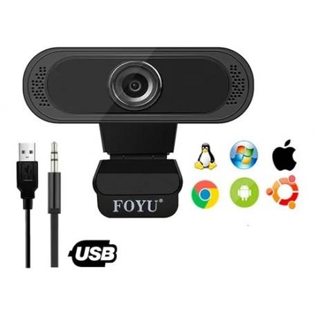 FOYU  PC Webkamera s mikrofonem FO-C003