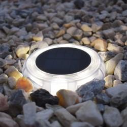FOYU Venkovní solární led světlo k zapíchnutí do země 1ks FO-TA015