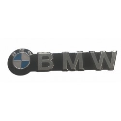 BMW Sticker Aluminum