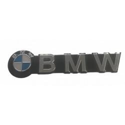 BMW Sticker Aluminum