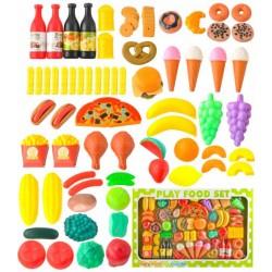 Sada potravin pro dětí 90 dílů 8234