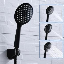 Sprchová hlavice - černá