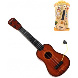 Kytara dětská 40cm s trsátkem 2 barvy plast