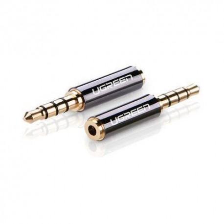 UGREEN Adaptér 2,5 mm micro jack na 3,5 mm mini jack
