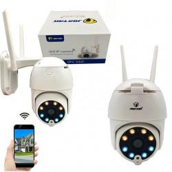 Bezpečnostní otočná Wifi Smart IP Kamera s detekcí pohybu Jortan IPC360
