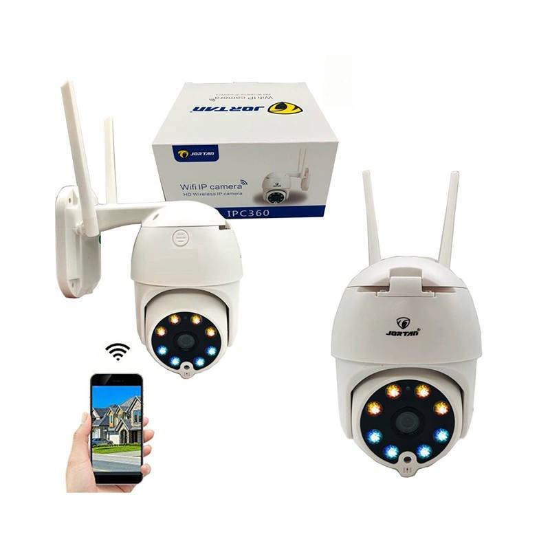 Bezpečnostní otočná Wifi Smart IP Kamera s detekcí pohybu Jortan JT-8167QP