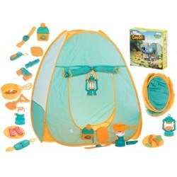 Piknikový dětský stan s příslušenstvím