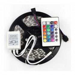 LED pásek s dálkovým ovladačem 5 m color