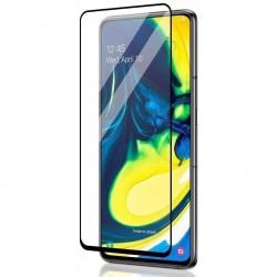Tvrzené sklo 5D Full Glue Motorola MOTO G9+ černé
