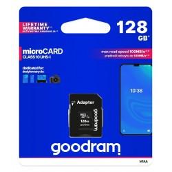 Paměťová karta Goodram  Micro SDXC 128GB