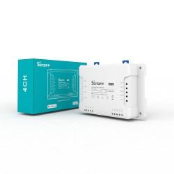 Sonoff 4CH R3 4 Kanálový WiFI Spínač
