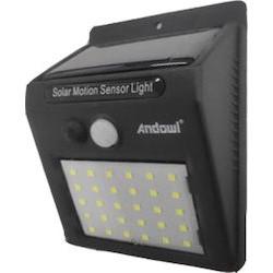Solární led svítidlo 30 SMD Q-JC59