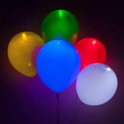 LED svítící balónky