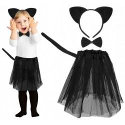Karnevalový kostým kočka